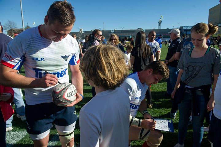 Raptors Rugby a Winner to Market