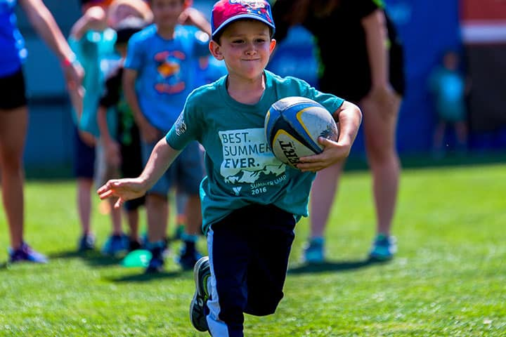 YMCA Youth Rugby Camp