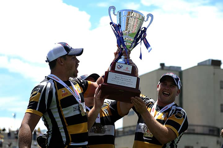 Championship Rugby at destination RugbyTown USA