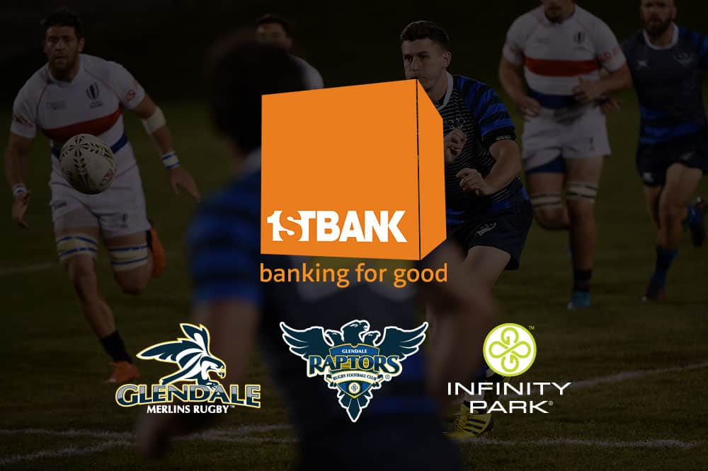 FirstBank Sponsors Glendale Rugby