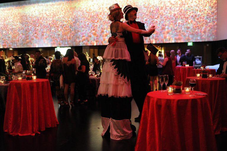 International Ballroom Performers At Infinity Park Event Center