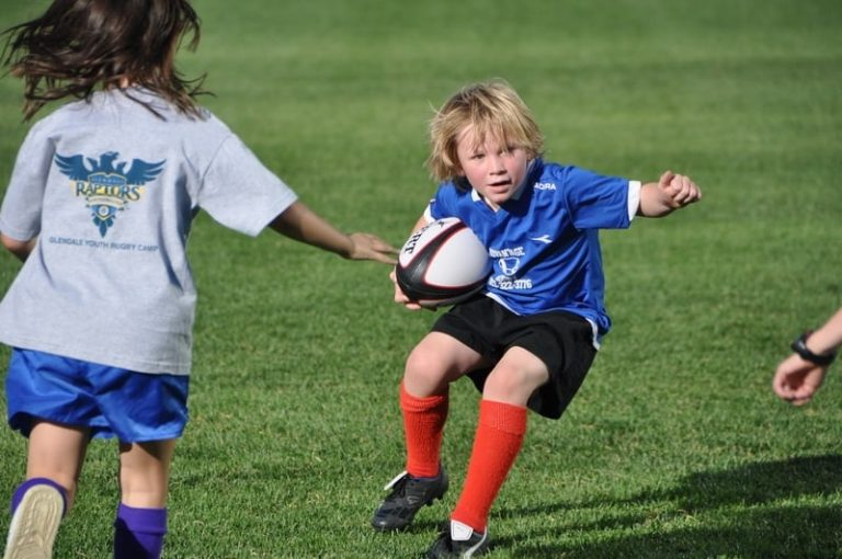 At Infinity Park Youth are Encouraged to Play More