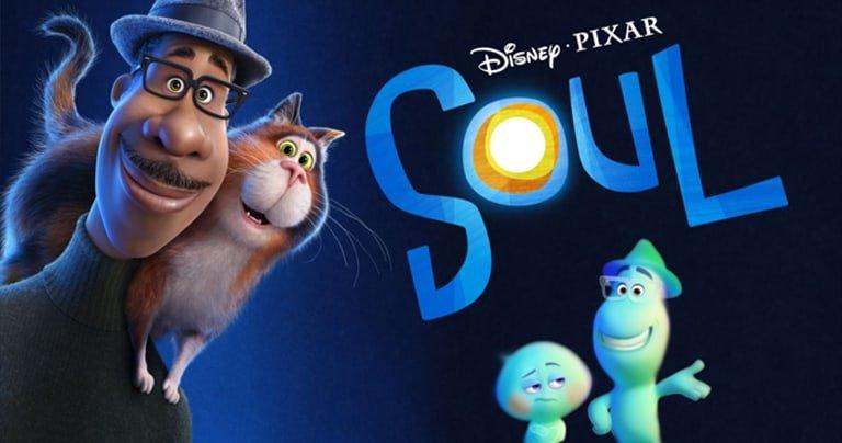 Disney Pixar's Soul Movie