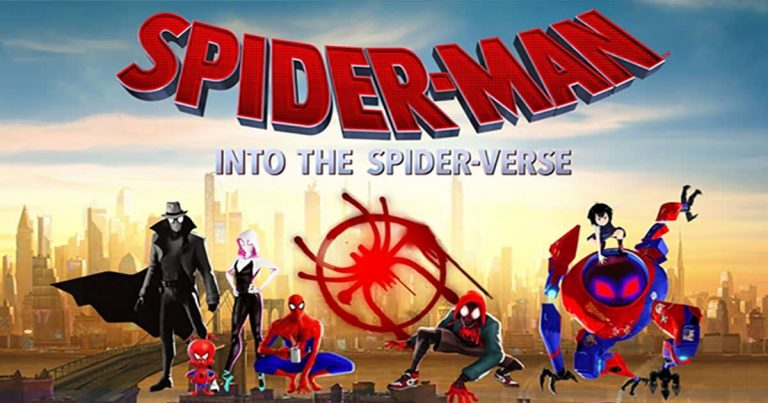 Movie Night: Spiderman into the Spiderverse