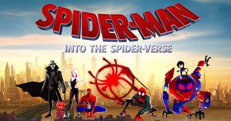 Movie Night: Spiderman into the Spiderverse