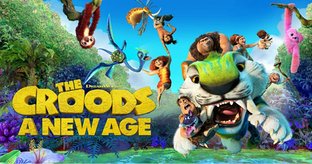 The Croods – A New Age Movie