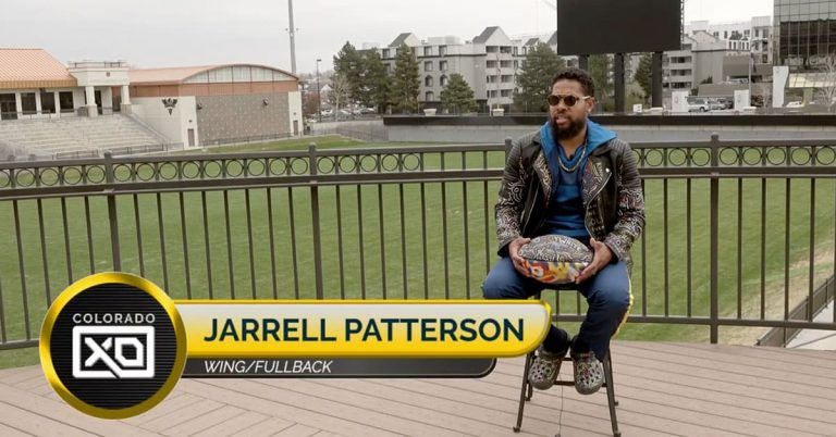 The Inside Line with Jarrell Patterson
