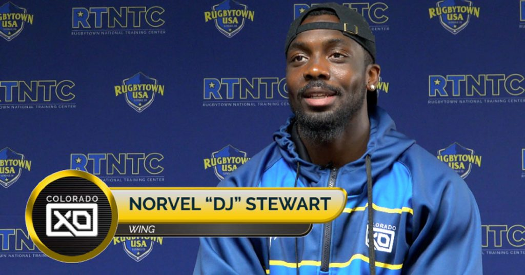 "The Inside Line with Norvel ""DJ"" Stewart"