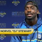"""The Inside Line with Norvel """"DJ"""" Stewart (Ep. 4)"""