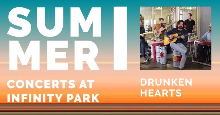 Summer Concert - Drunken Hearts