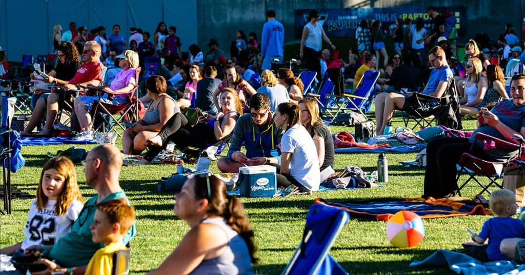Movies Return to Infinity Park This Summer