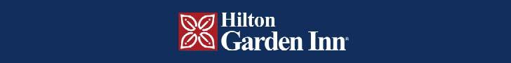 Hilton Garden Inn Banner
