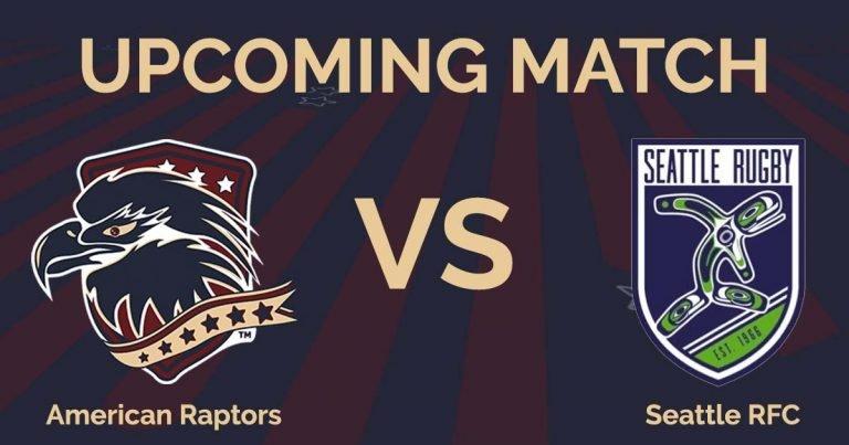 American Raptors vs. Seattle RFC