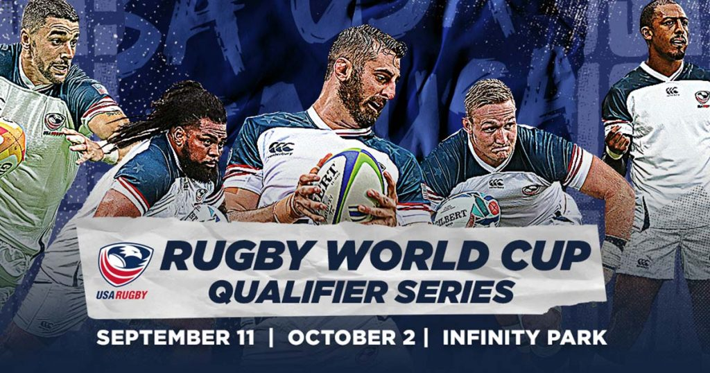Rugby World Cup Qualification Series