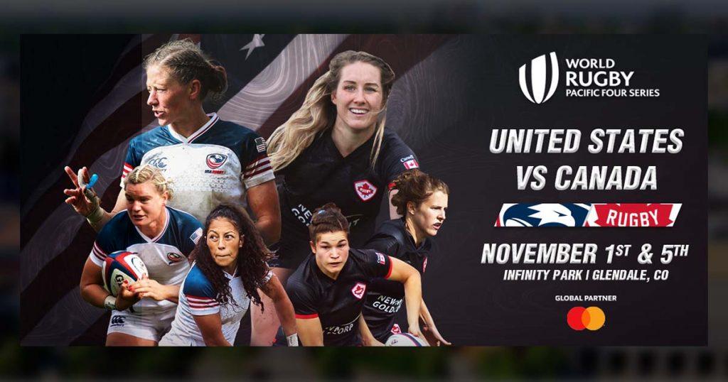 USA Women vs Canada